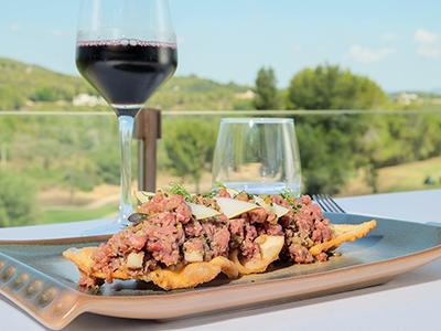 Restaurante Golf Ibiza