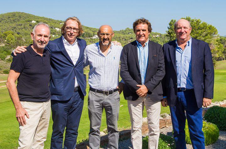 Visita de la Federación Balear de Golf