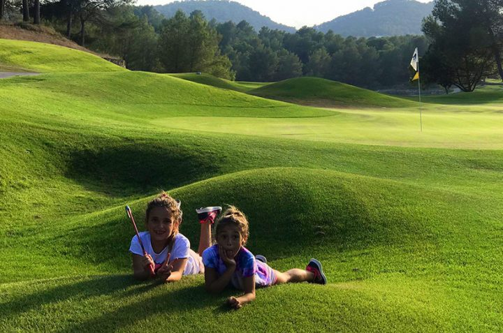 GOLF CHILDREN'S COURSE- SUMMER 2017