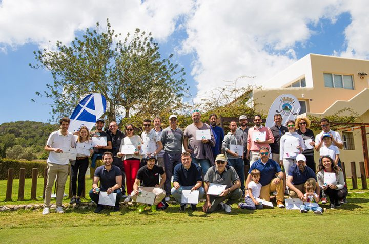 I Hándicap 36 Golf Ibiza – FBG 2018 Tournament