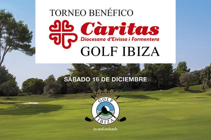 Convocation for the Cáritas Tournament – Golf Ibiza by azuLinehotels