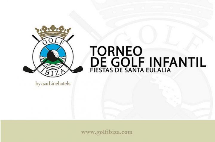 "Kinder-""Golfturnier Fiestas de Santa Eulalia"""
