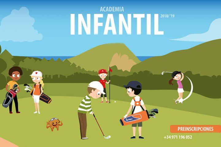 2018/19 course – Golf Ibiza Children's Academy