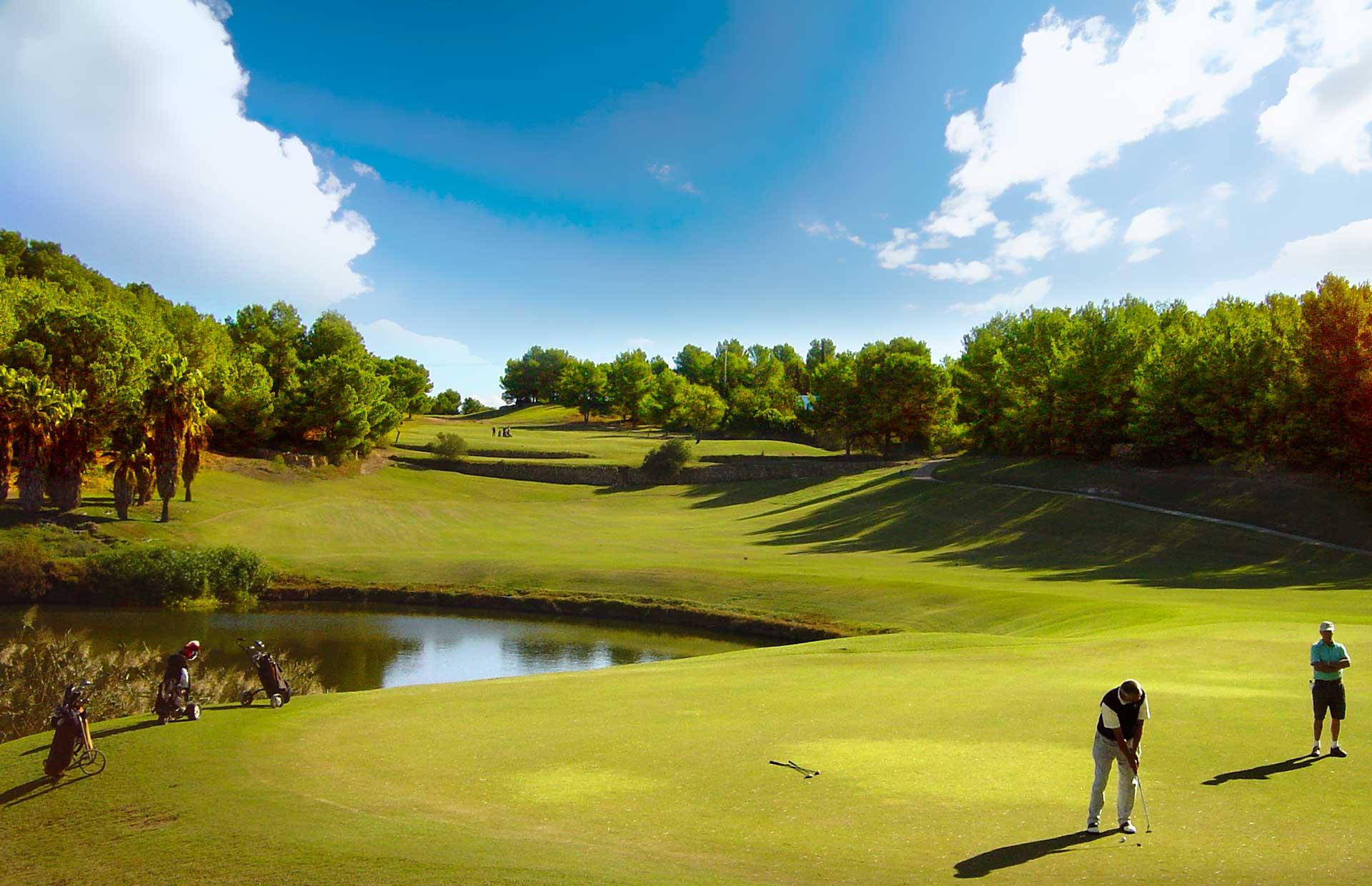 Golf Ibiza : Golf Ibiza