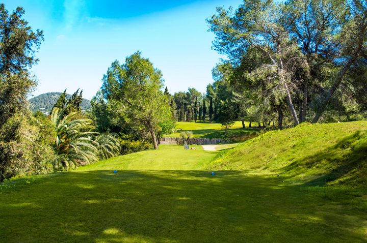 12th HOLE <span>La Roca</span>