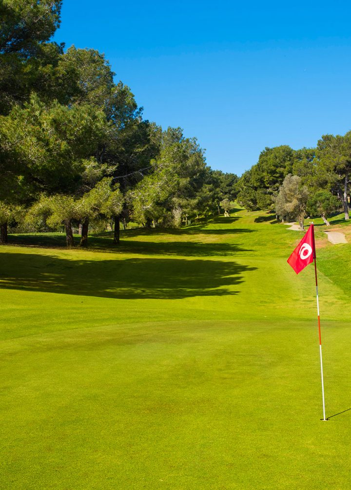 6th HOLE<span>La Cala</span>
